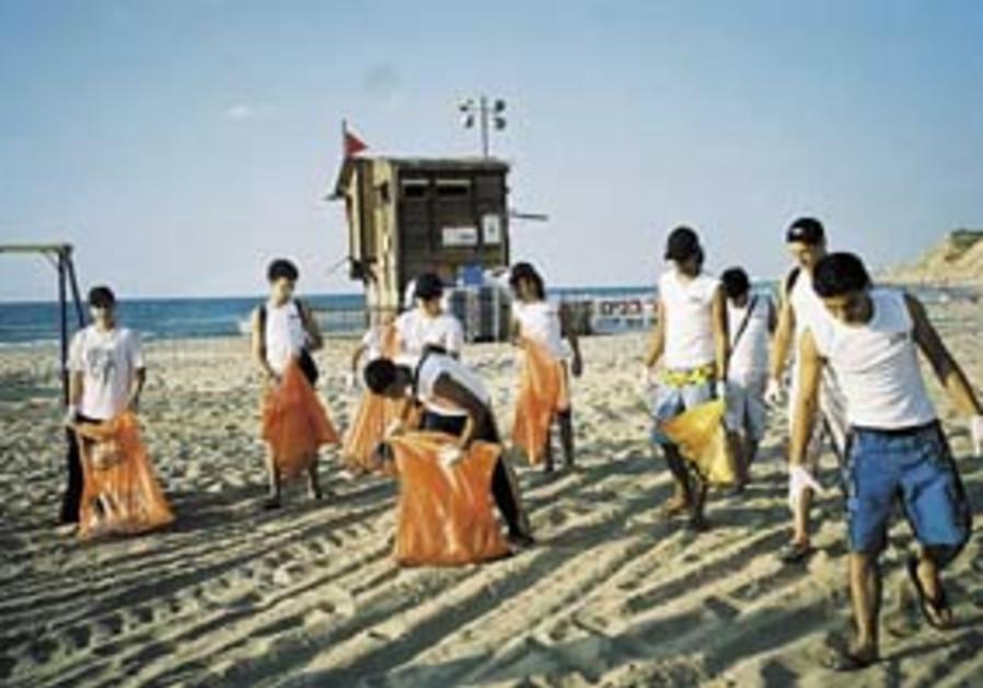 beach clean up 298