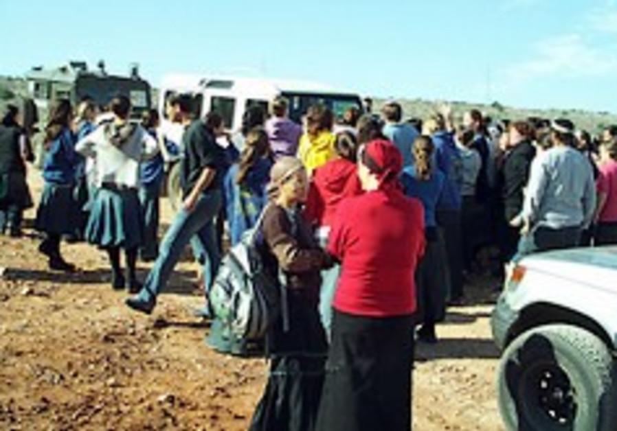 revava civil administration settlers 248