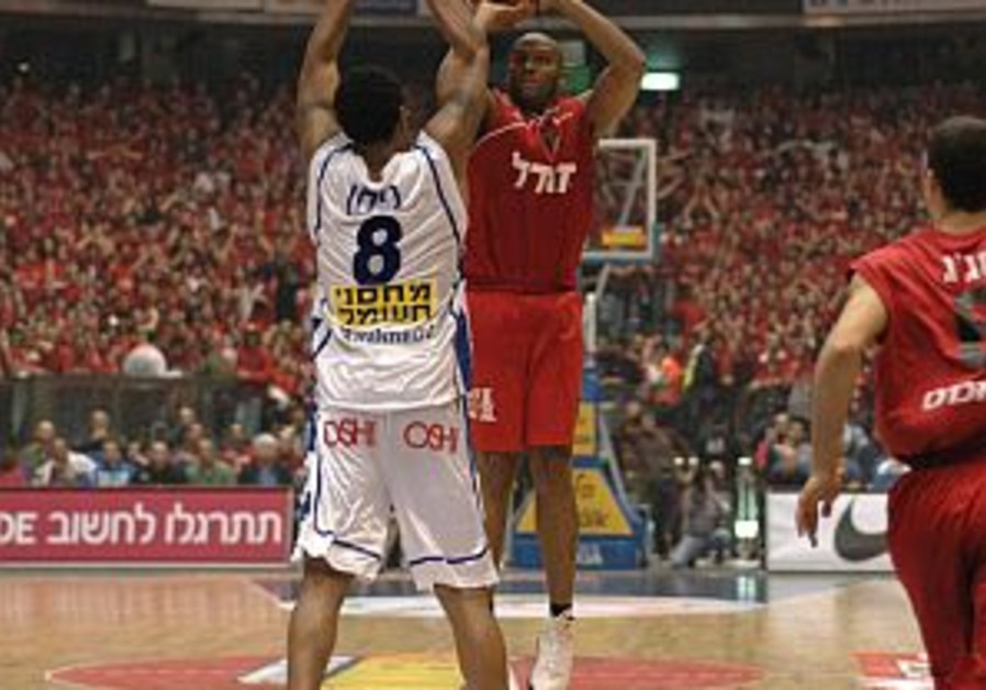 Local Basketball: Hapoel J'lem wins State Cup