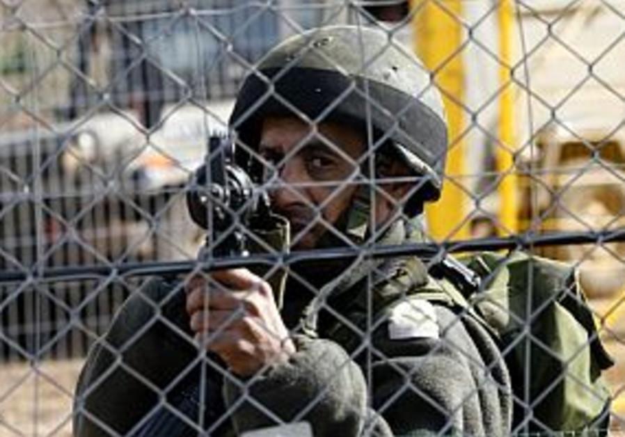 Say no to an IDF 'incursion' into Gaza
