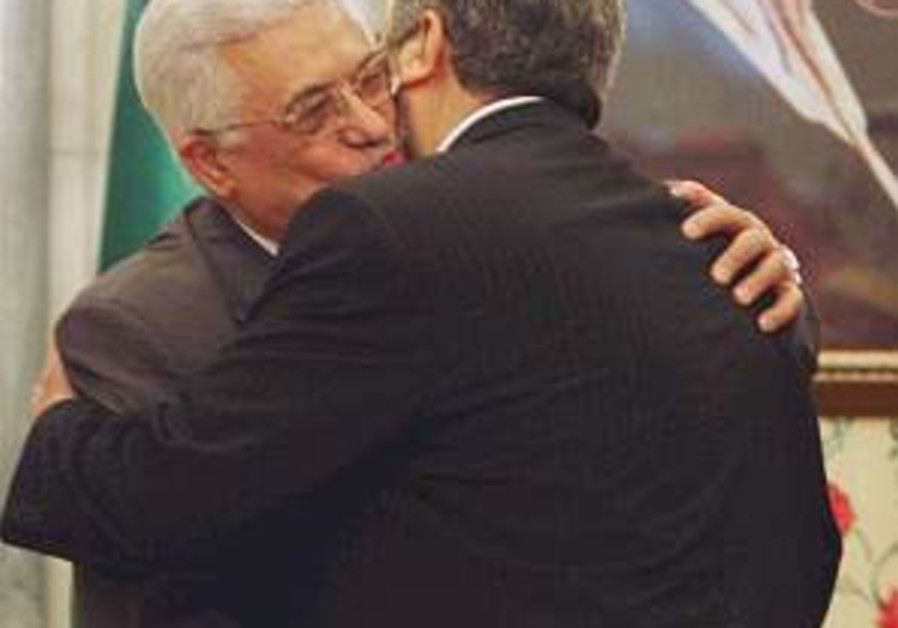 Abbas rejects dialogue with Hamas