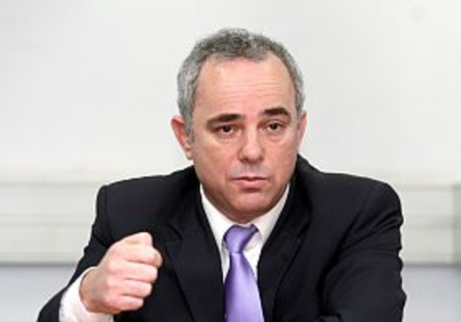 Steinitz: US must stop Iran from arming