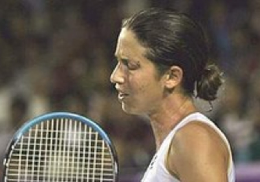 Tennis: Obziler fails to reach first WTA tour final