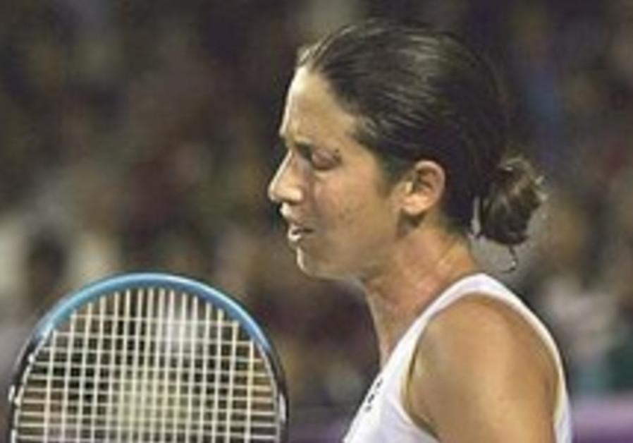 Tennis: Obziler fails to reach first WTA tour final