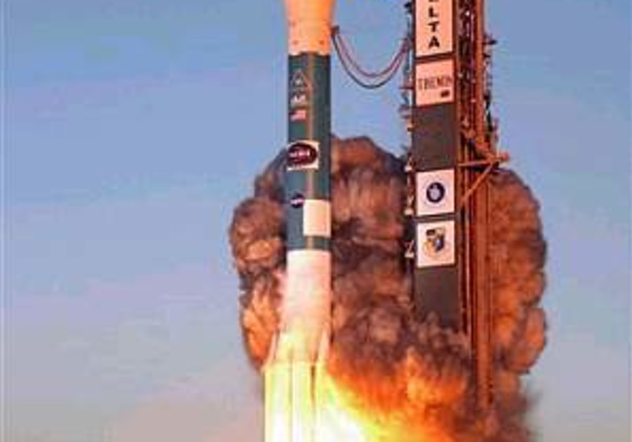 Five science satellites launch on US rocket