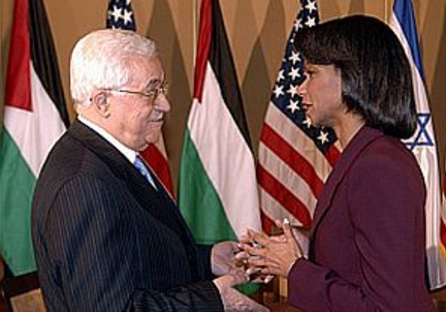 Abbas: Three-way meeting not a failure