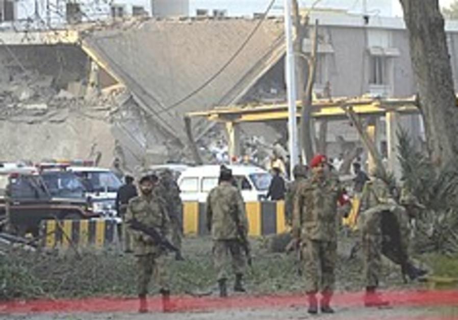 Peshawar suicide bombing 248.88