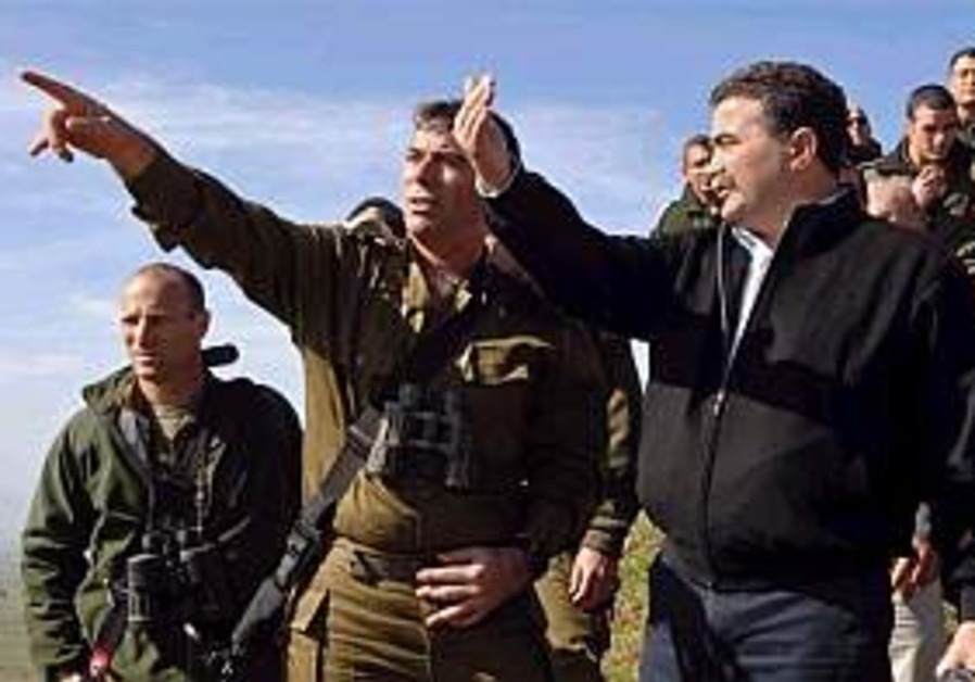 Peretz: Hamas will pay if they attack from Gaza
