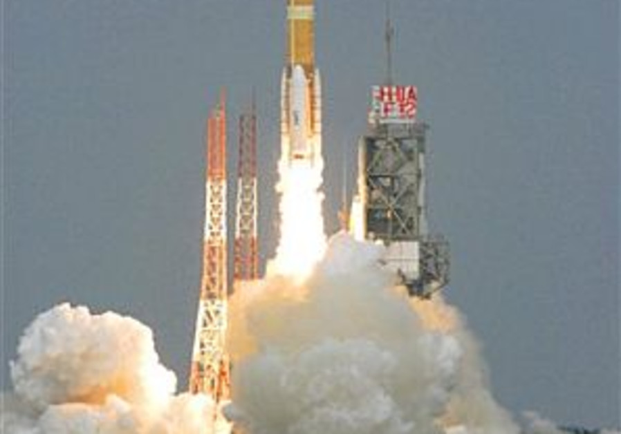 Japan launches fourth spy satellite