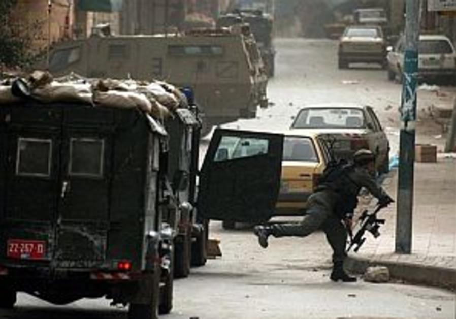 IDF wraps up Nablus operation