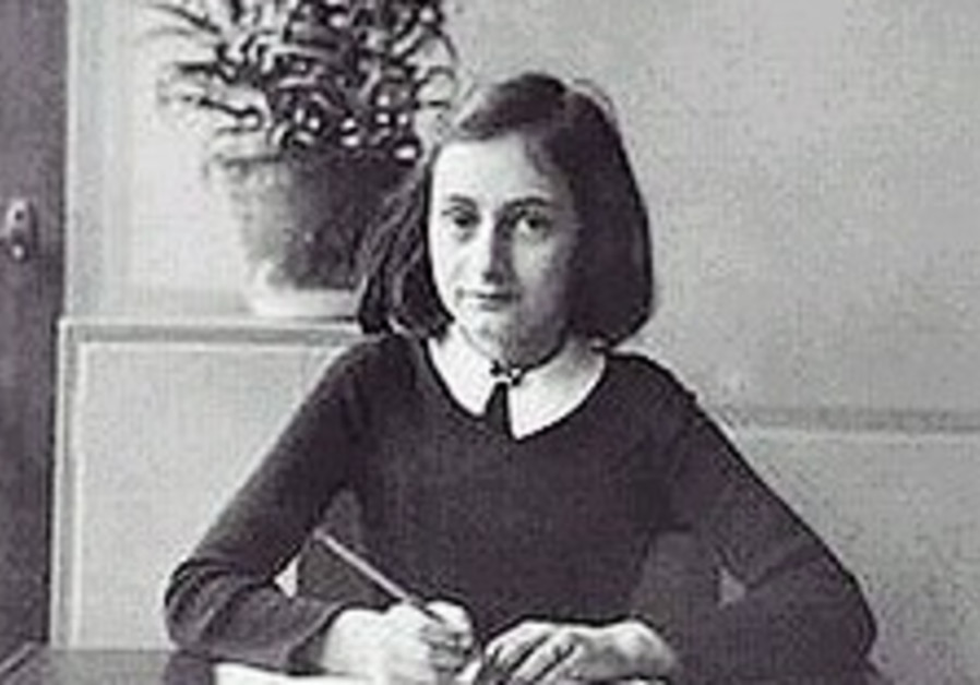 Israel slams German FM for 'dishonest rewriting' of Anne Frank's legacy