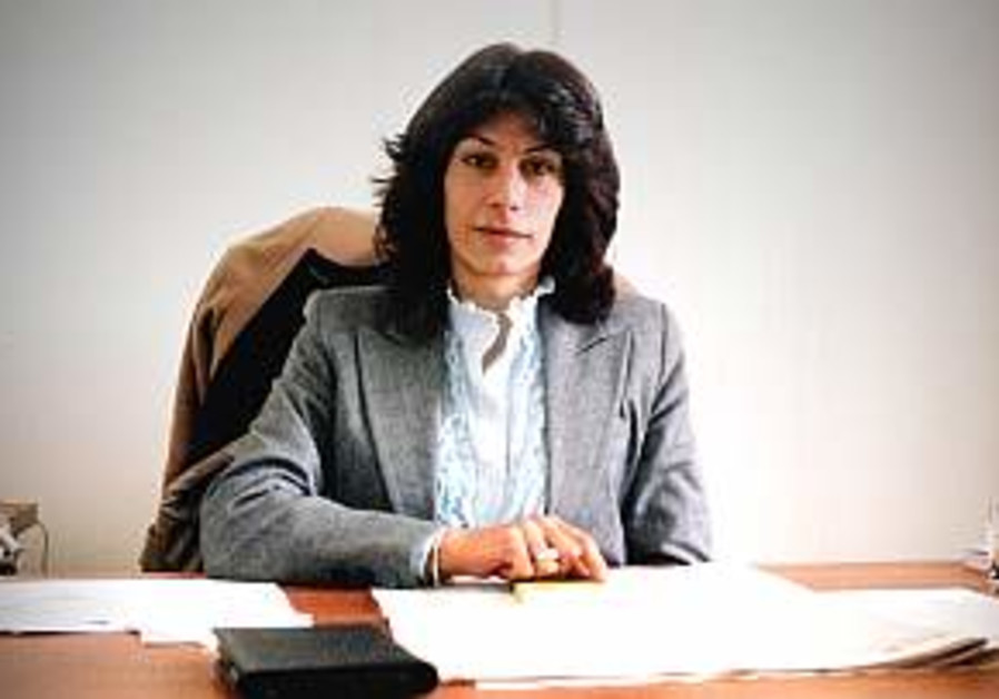 Khalida Jarrar sets her agenda for the PA opposition