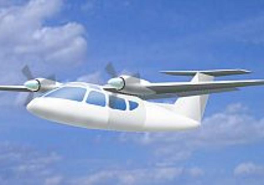 IAI reveals new aerospace projects
