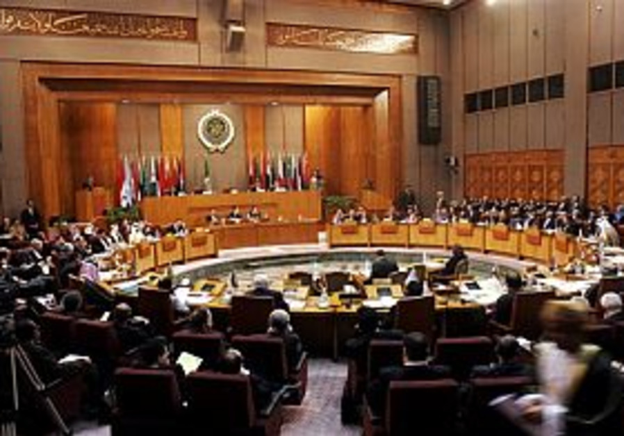 Arab states weigh peace plan revision