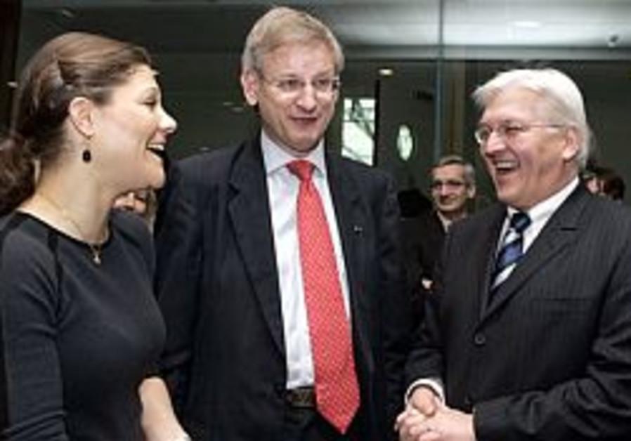EU mulls response to PA government