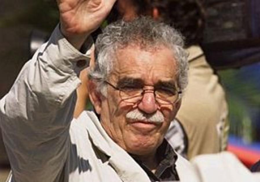 Spain holds marathon reading of Garcia Marquez
