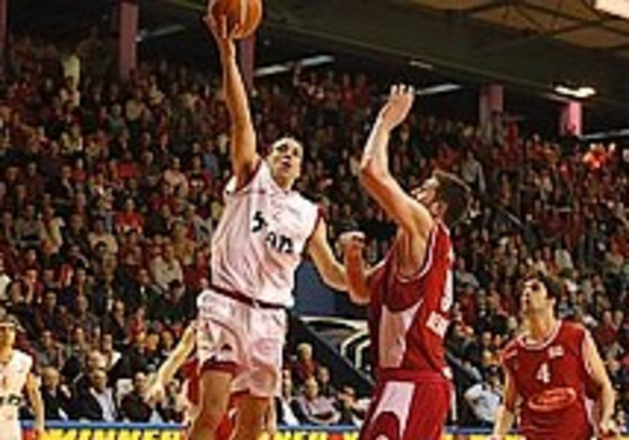 ULEB Cup: Are nine points enough for Hapoel?