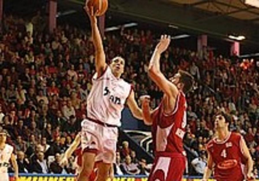 ULEB Cup: Arnold key to Hapoel Jerusalem's success