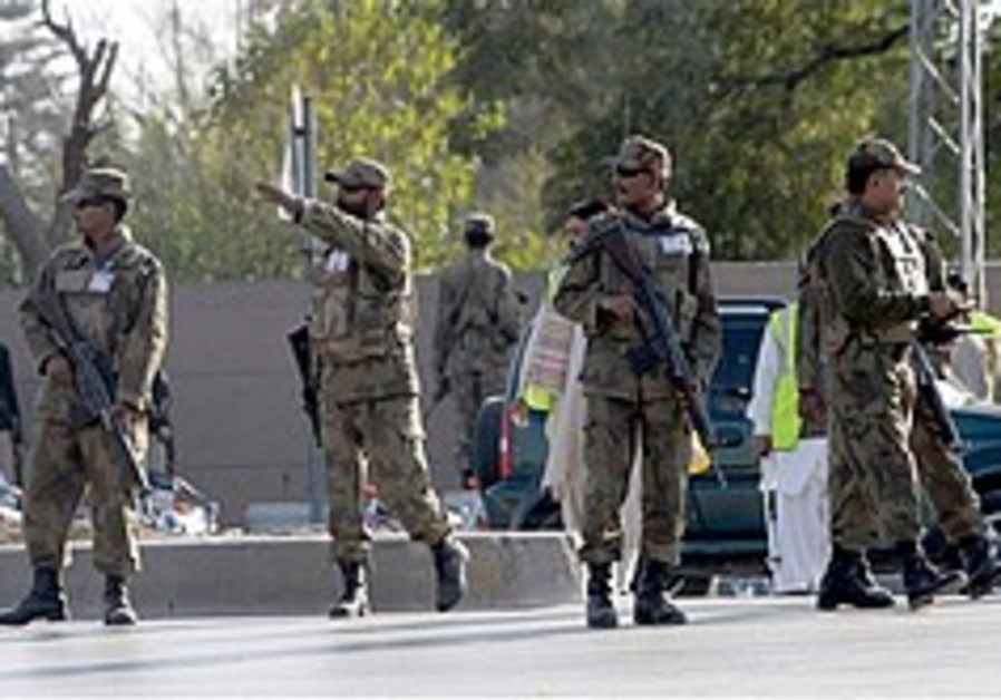 Pakistani soldiers suicide attack 248.88