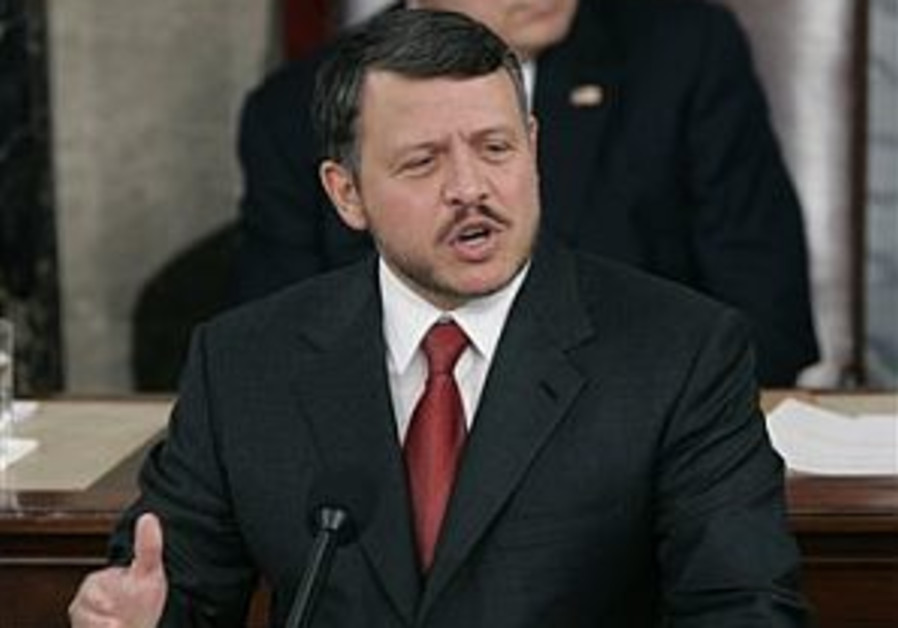 Abdullah: America's moral vision can be asserted by leadership in peace