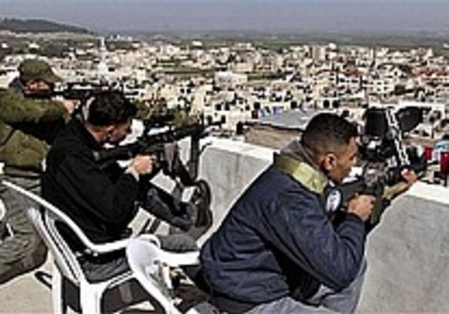 Gunmen wound Fatah official in Gaza