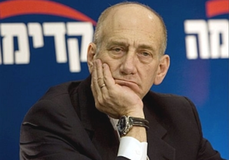 Analysis: Olmert's dilemma