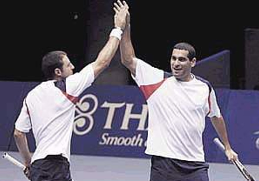 Tennis: Ram and Erlich reach finals at Indian Wells