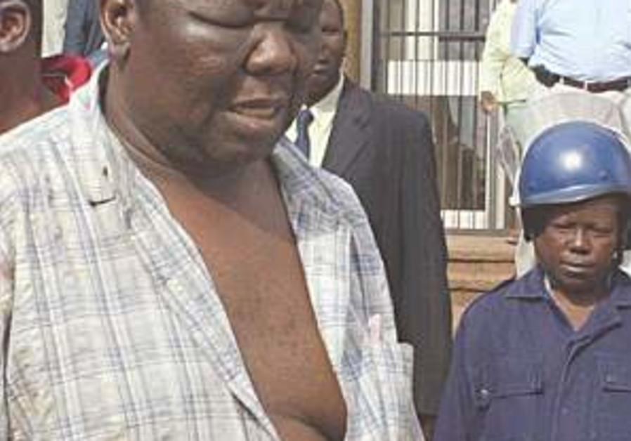 Zimbabwean opposition activists re-arrested
