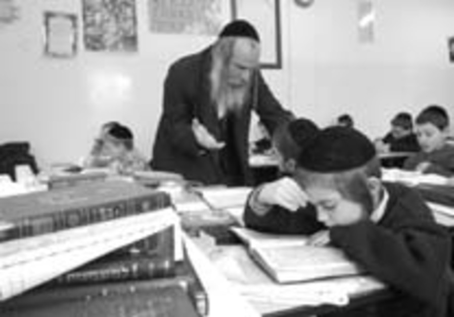 School offers hope to potential US yeshiva dropouts