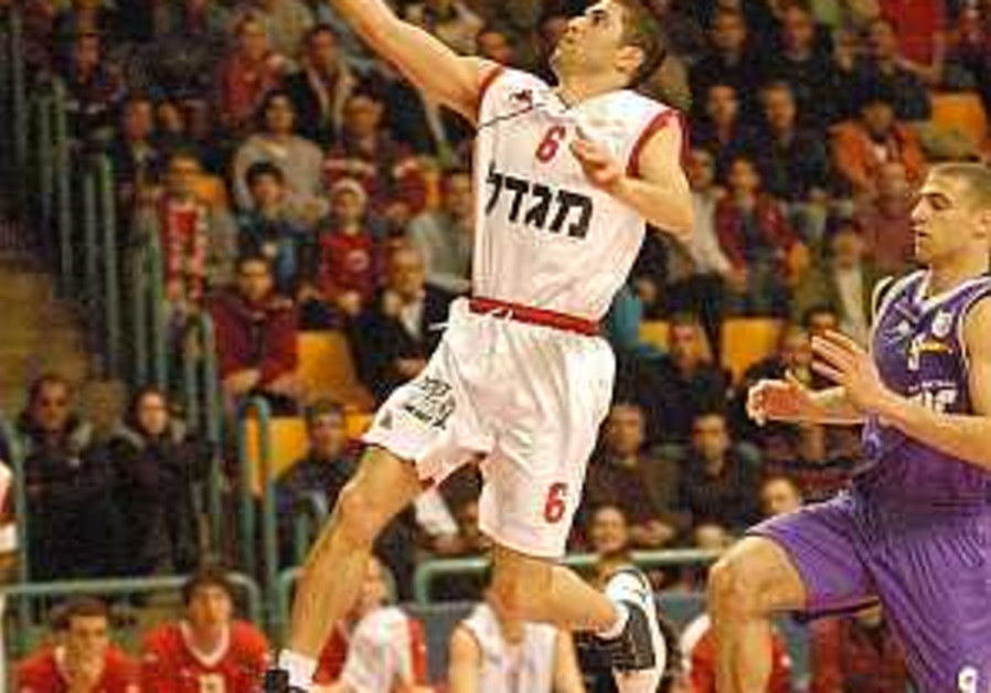 Local hoops: Hapoel J'lem goes short to beat Ironi Nahariya