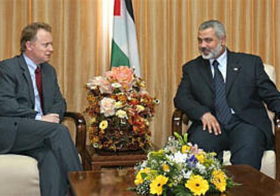Norway's dash for Gaza