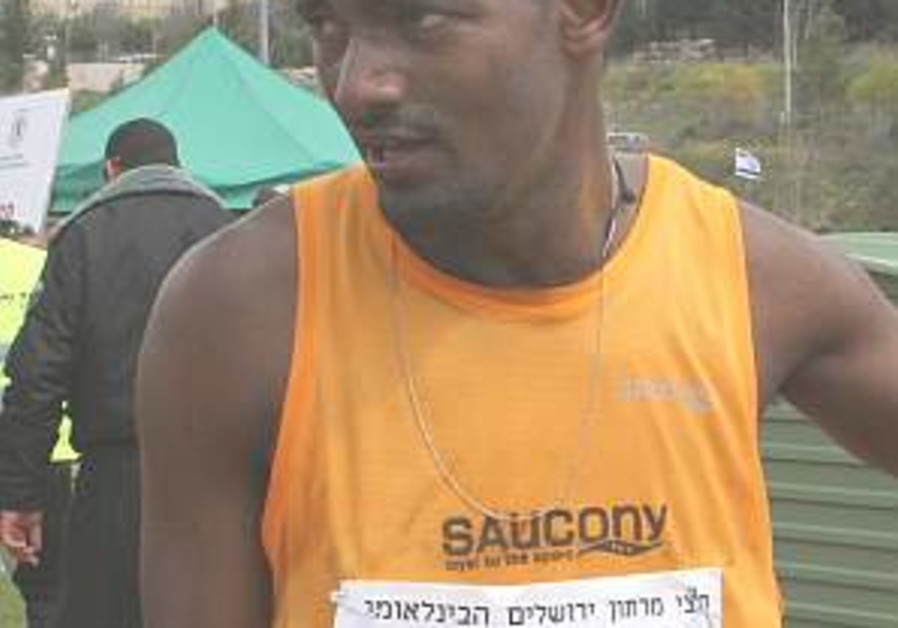 Athletics: Ethiopians sweep Jerusalem Half Marathon