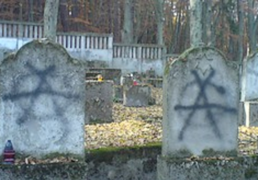 anti semitic vandalism 248 88