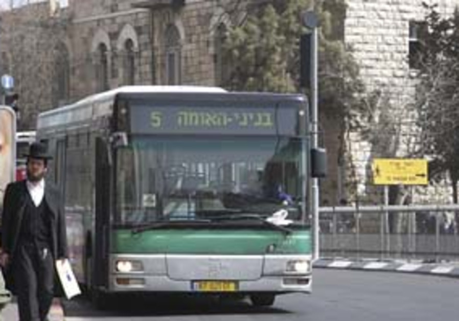 Country's private bus lines proclaim success