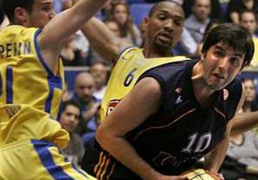 Euroleague Basketball: Mac TA beats Roma