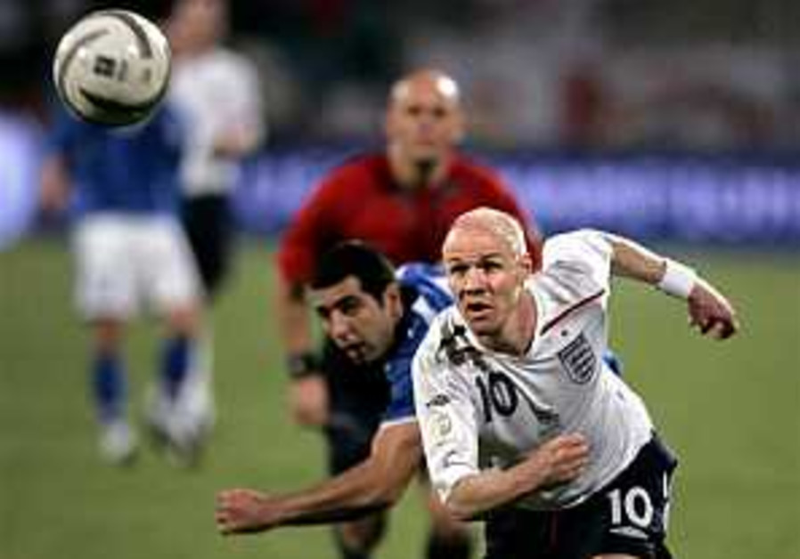 Israel escapes with a 0-0 draw