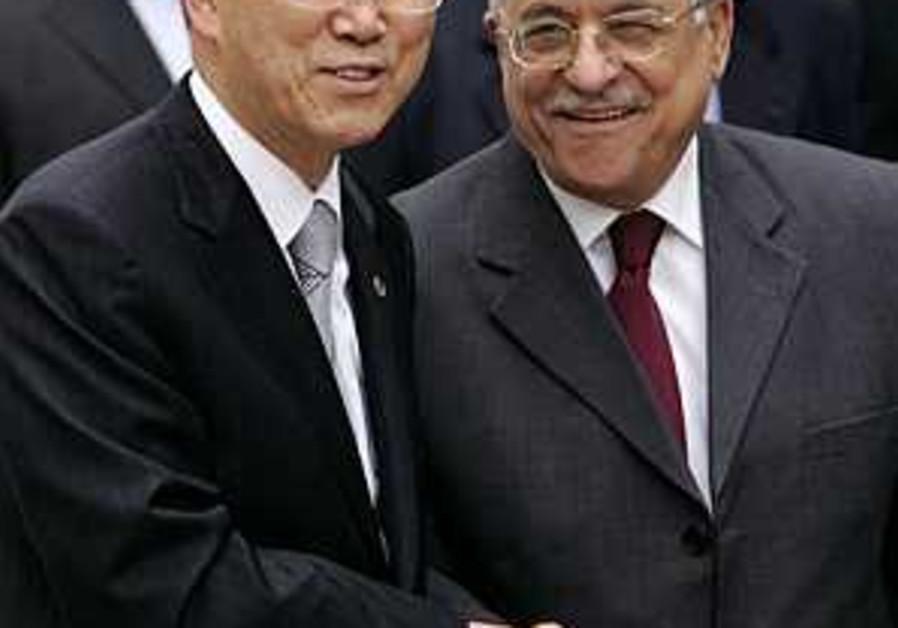 Rice: Israel, PA need 'common agenda'