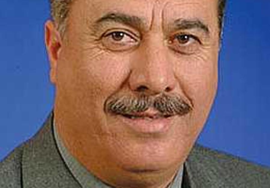 Arab MKs furious over Ghadry visit