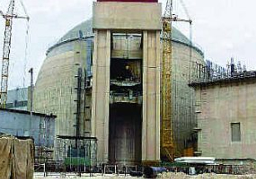 Russia, Iran agree on financing plan for Bushehr nuclear power plant