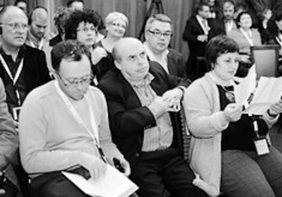 Sana Britavsky and Natan Shiransky