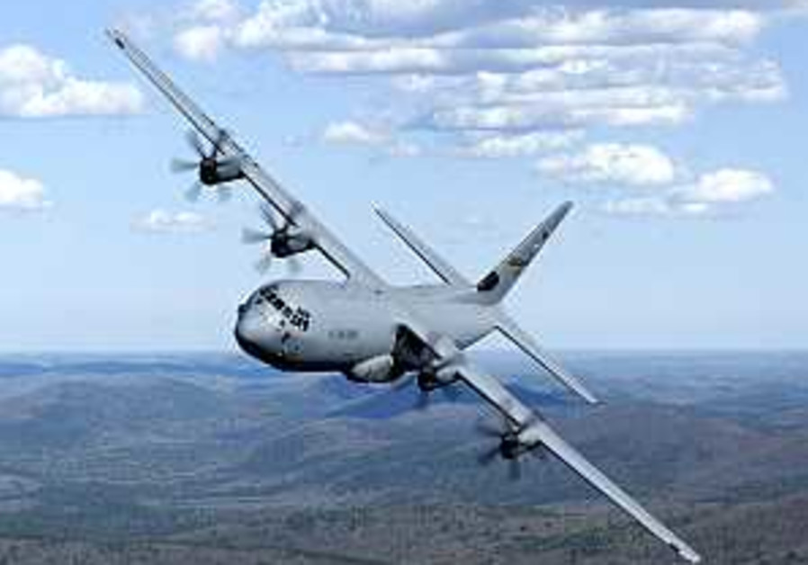 IAF sets its eyes on advanced new Hercules