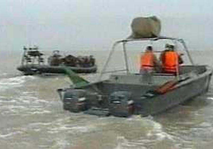 'British sailors may be put to trial'
