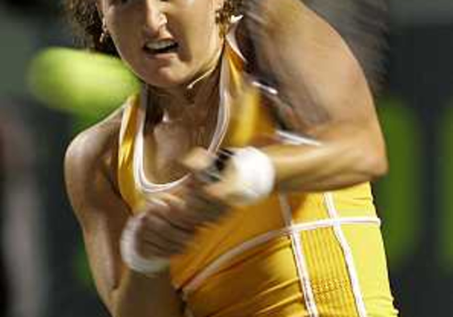 Serena bounces Pe'er out of Rome