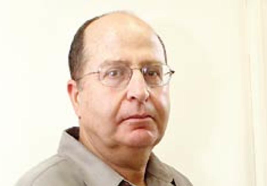 Moshe Ya'alon: A possible defector?