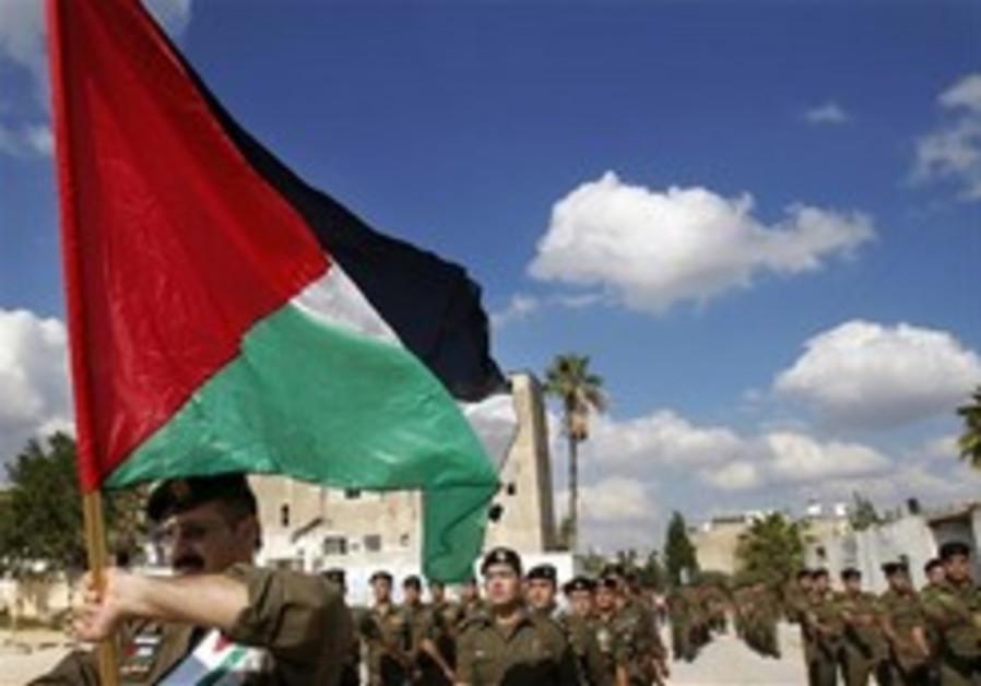 palestinian flag march 248.88 AP