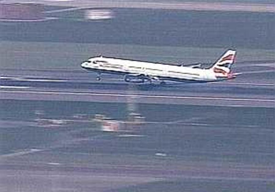 Israel in flights disputes with UK, Germany