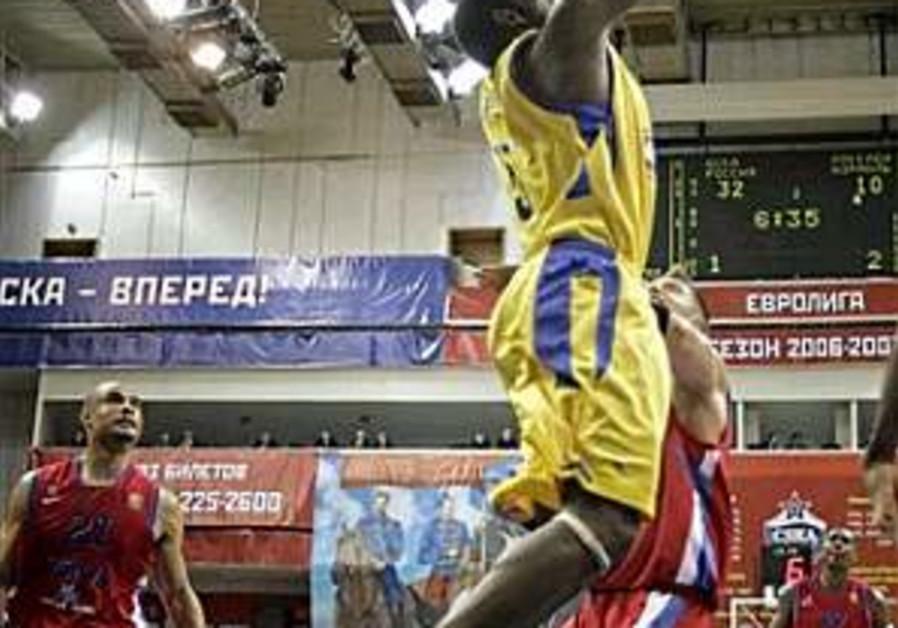 Basketball: Maccabi TA edges out Ironi Nahariya