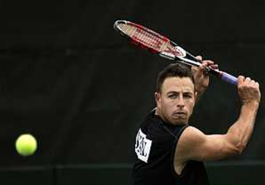 Davis Cup: Israel takes 2-0 lead over Italy