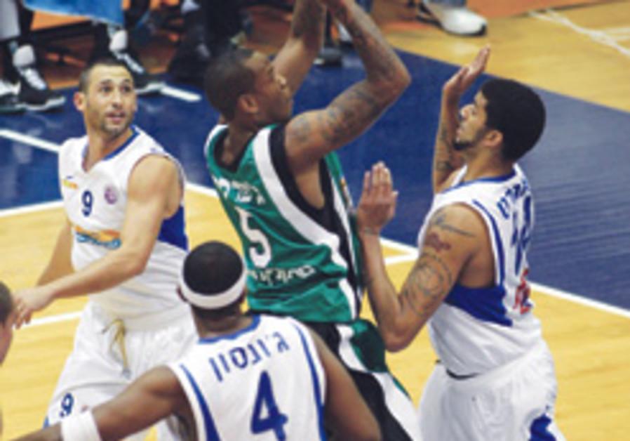 Maccabi Haifa basketball 248.88
