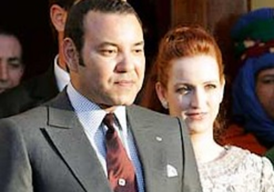 "Morocco's ""First Servant,"" King Mohammed VI and Pr"